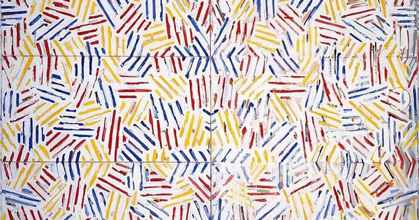 Image result for jasper johns artist