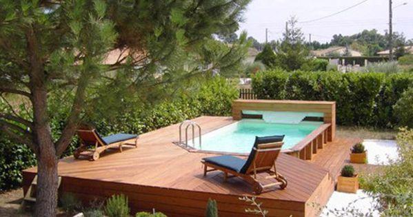 Envie d 39 une piscine pour l 39 t optez pour la piscine hors sol inst - Prix d une piscine hors sol ...