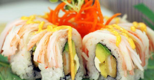 Hanson Roll | Sushi | Pinterest