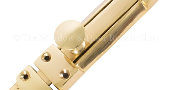 Solid Brass Sash Pull Door Window Drawer Cabinet Handle 150mm