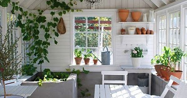 Potting shed / garden room
