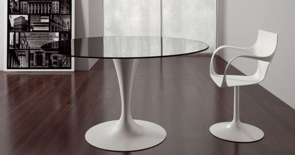 Addison House Flute Dining Table Home Dining Rooms Pinterest Flutes