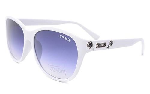 Coach Samantha White Sunglasses