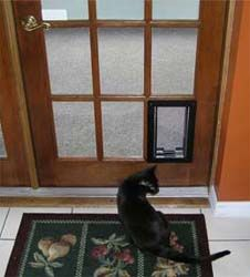 Maxseal French Door Pet Door Installation Variations Pet Door