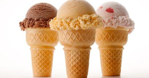 أسهل طريقة عمل الأيس كريم I أيس كريم الفواكه I أيس كريم الشوكولاتة I أيس كريم الفانيليا Ice Cream Ice Cream Images Ice Cream Flavors
