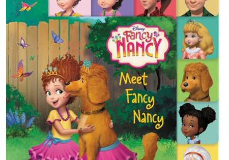Fancy Nancy Meet Fancy Nancy Board Book Walmart Com In 2020 Fancy Nancy Fancy Nancy Party Disney Junior