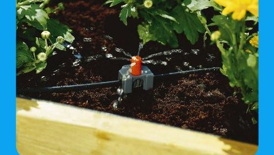 Gardena Micro Drip System Start Set Pflanzreihen L 50 M