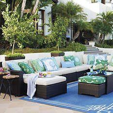 Modular Outdoor Furniture Outdoor Sectional Sofas Modular