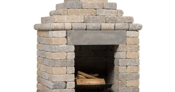 General Shale Serenity 100 Fireplace Outdoor Living