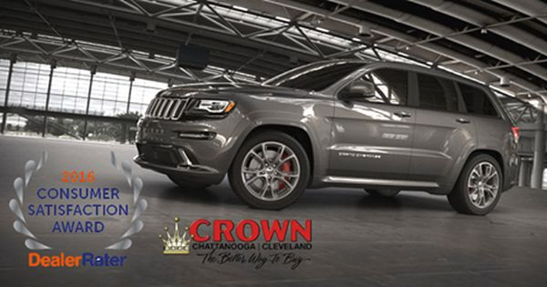 Congratulations Crown Chrysler Dodge Jeep Ram Cleveland On Your