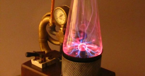 Steampunk Plasma Aether Charging System I Have One Of