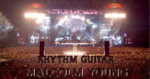 Ac Dc For Those About To Rock We Salute You Live River Plate Acdc 80s Hair Bands I Salute You
