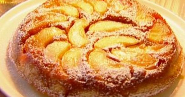 Apple Tart Tatin Recipe Ina Garten Barefoot Contessa