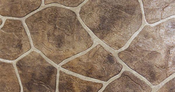 flagstone stencil driveway sidewalks floors pinterest flagstone and driveways. Black Bedroom Furniture Sets. Home Design Ideas