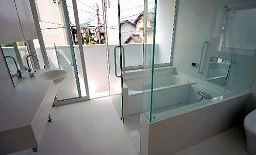 Toto Half Unit Bath ユニットバス バスルームのインテリア お風呂