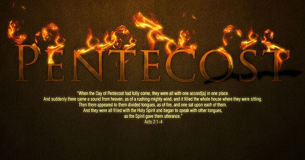 the pentecost facts