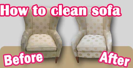 How To Clean Upholstered Furniture At Home Cleaning Upholstered