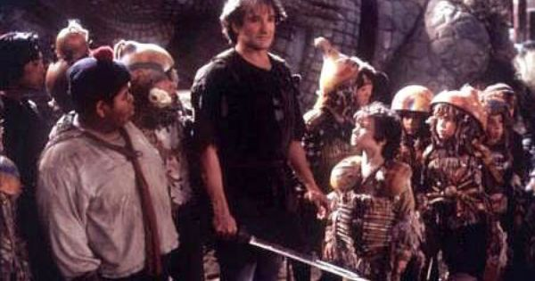 Cineclub Filmkritik Hook Robin Williams Robin Filme