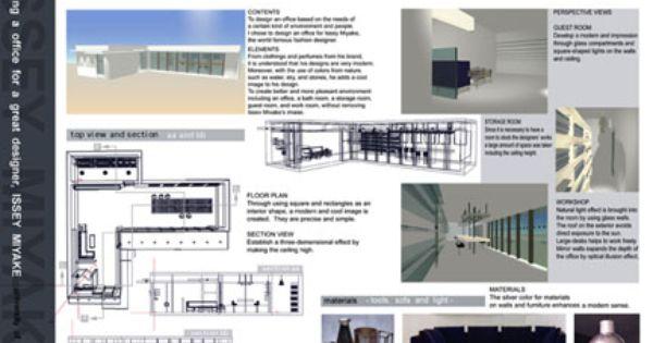 Interior design presentation boards hitomiforissey l a for Interior design presentation