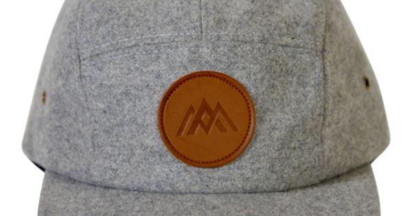 AM Gray Wool hat