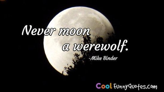 Image Result For Werewolf Quotes Werewolf Quotes Short Funny Quotes Moon Quotes