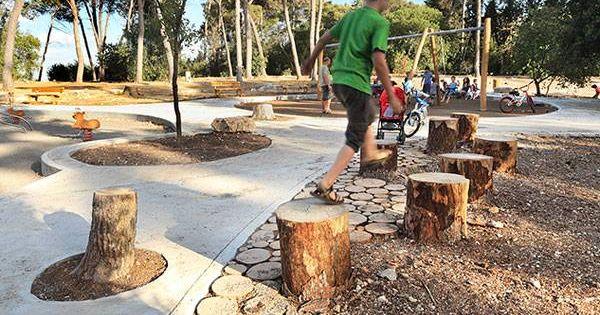 Hasomrim park photo credit amit haas public landscapes for Haas landscape architects