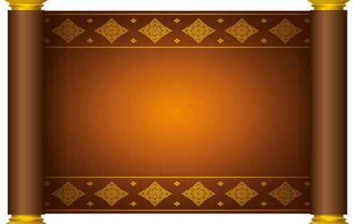 اطارات اسلاميه جديده للتصميم جديد سكرابز اطارات للتصميم الدينى الاسلامي Borders For Paper Borders Vector