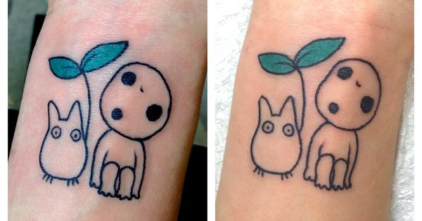 Ghibli studio don 39 t tell my mother pinterest studio for Don t tell mom tattoo