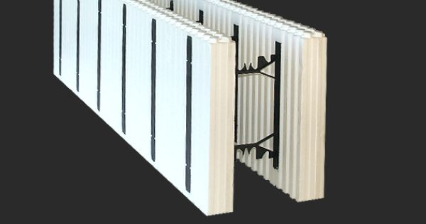 Arxx icf blocks for cabin construction cabins for Building with icf blocks