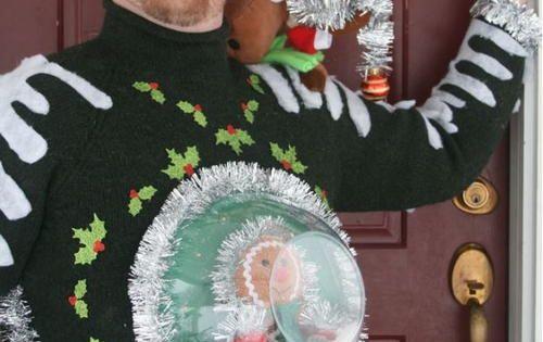 The Ugliest Christmas Sweater