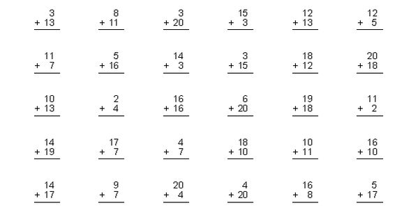 math awesome website to create your own math pages 5 minute drills addition worksheets. Black Bedroom Furniture Sets. Home Design Ideas