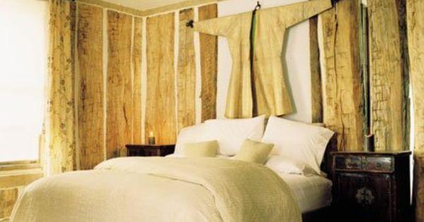 Chambre exotique en bois chambres couleurs et les rev tements muraux - Chambre exotique ...