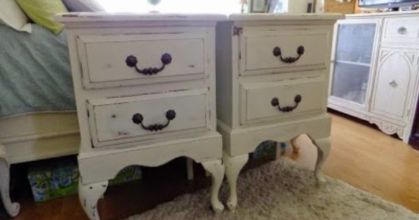 4 The Love Of Wood How To Add Legs To Nightstands Furniture Makeover Redo Furniture Repurposed Furniture