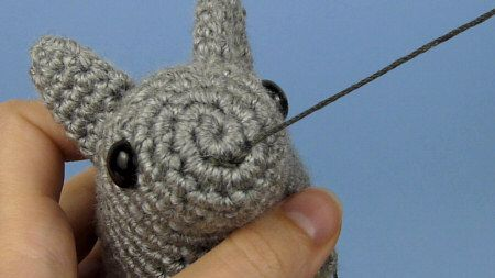 How-To: Secure Stitching on Amigurumi from June at Planet ...