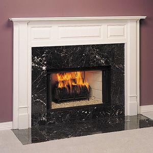 Pearl Mantels Classique Wood Fireplace Mantel Surround Want By Christmas Fireplace Mantel Surrounds Fireplace