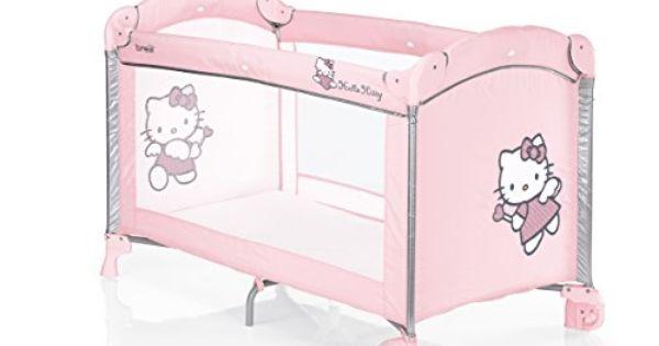 Muy Buena Brevi Cuna De Viaje Encuentra Mas En Http Www Cunas Para Bebes Net Tienda Producto Brevi Cuna Lit Parapluie Chambre Hello Kitty Chat Hello Kitty