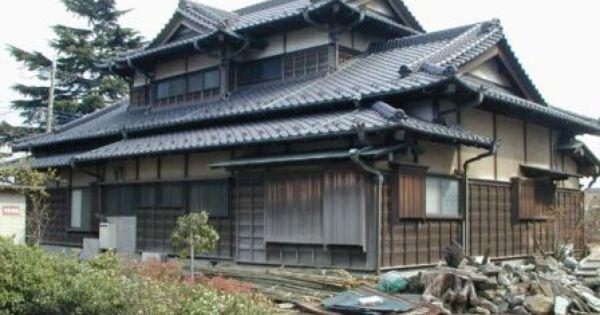 Maison traditionnelle japonaise maison traditionnelle for Architecture japonaise traditionnelle