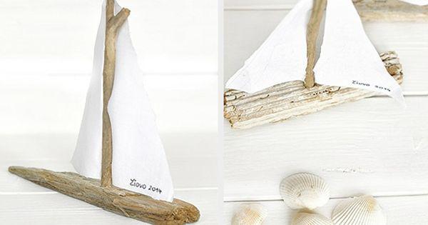 Tutoriel diy comment fabriquer des objets de d coration for Comment fabriquer des objets en bois flotte
