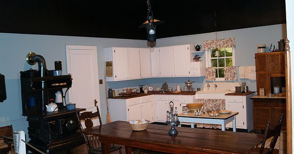 Waltons Kitchen 1 Tvs And Nostalgia