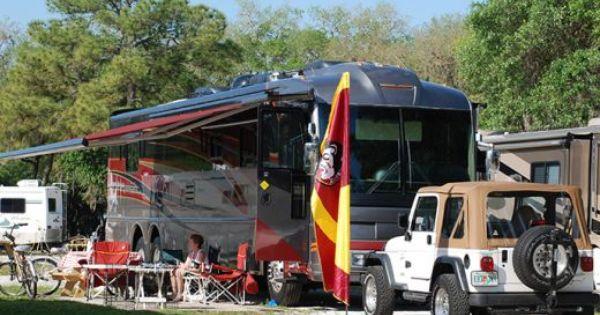 Siesta Key Camping Campgrounds In Sarasota Fl Sun N Fun Florida Campgrounds Florida Vacation Florida Camping