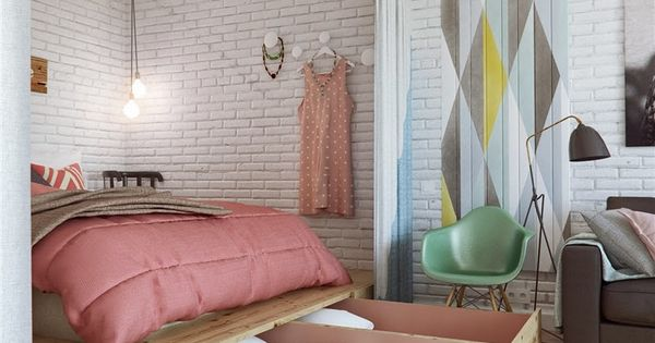 klein aber fein wohnen auf kleinstem raum von spaaz redaktion podest inspiration pinterest. Black Bedroom Furniture Sets. Home Design Ideas