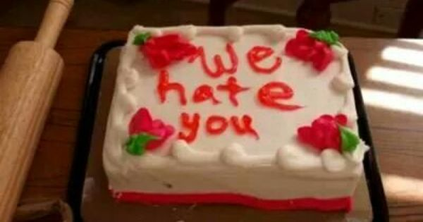 Image result for we hate you so much