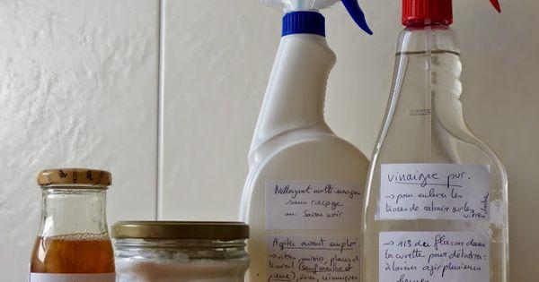 Tout nettoyer dans la maison avec 3 produits bicarbonate vinaigre et savon noir cliquez ici - Insecticide savon noir bicarbonate ...