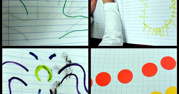 I love the idea of creating journals for young kids! This is