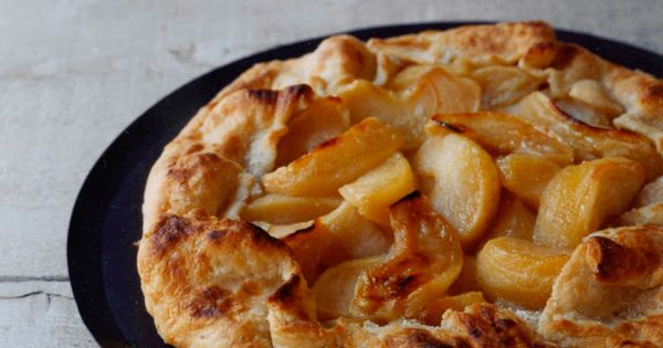 Apple Galette: perfect Fall recipe!
