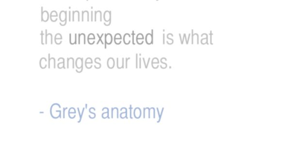good life quotes and sayings from grey's anatomy | Grey's Anatomy Quotes