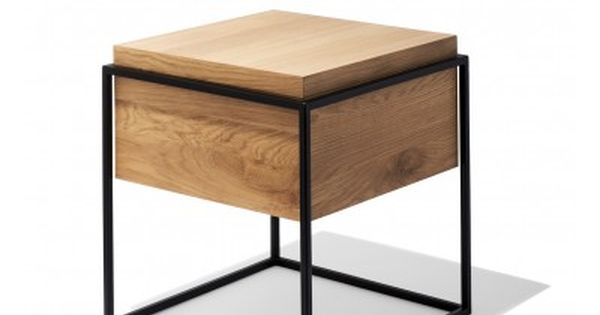 Universo positivo monolit side table industry west for Furniture xo out of business