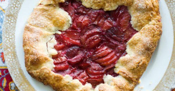 sugar plum galette | Eats! | Pinterest | Sugar, Search and Recipe