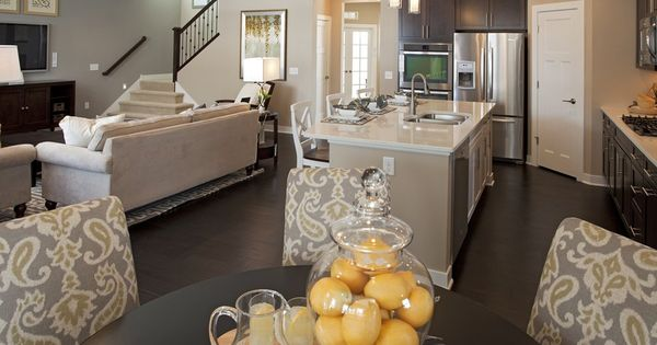 Pulte homes galleries and kitchen tables on pinterest