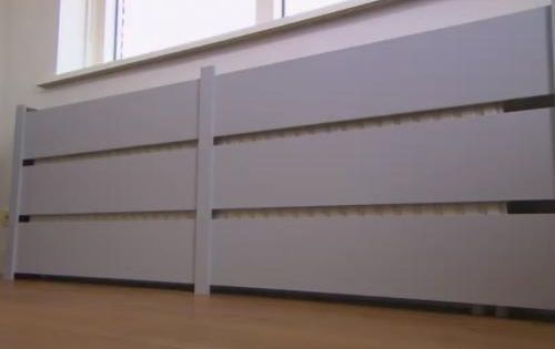 Werk je radiator weg eigen huis en tuin make over livingroom pinterest tuin - Canvas tuin leroy merlin ...
